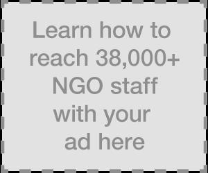 Reach 38,000+ NGO Staff