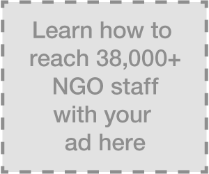 Reach 38,000+ NGO Staff